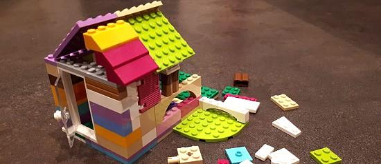 Hausbau Häuslebauer Haus