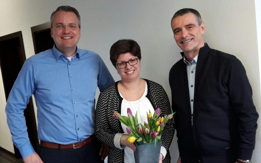 Eine neue Kollegin bei Manz & Partner | Ihre Steuerberater
