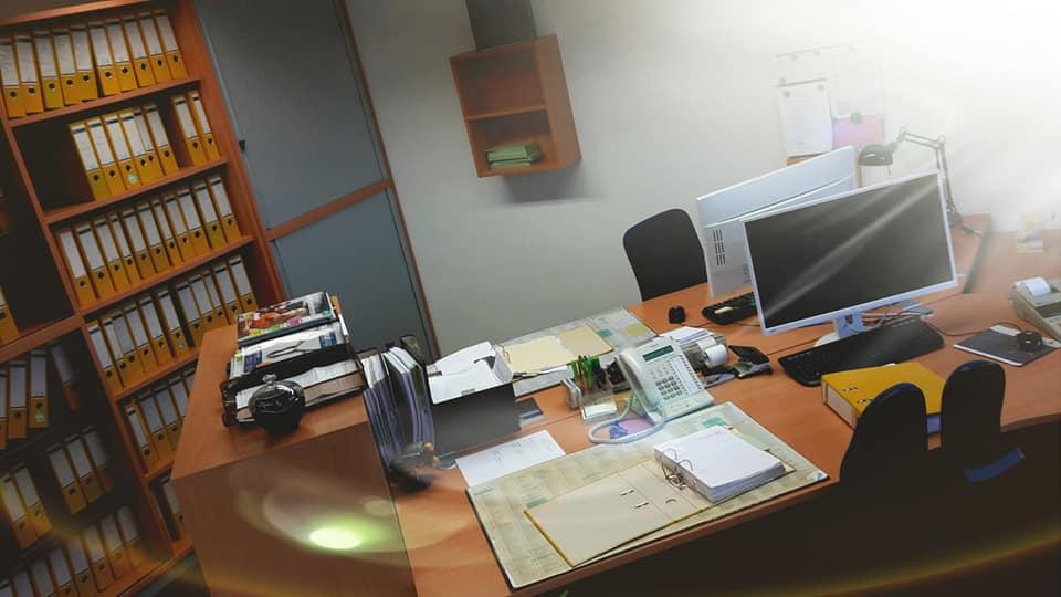 Heute möchten wir Ihnen unser Lohnbüro vorstellen.