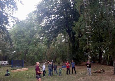 Sommer-Firmenfest: Klettern