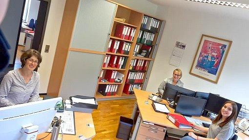Mitarbeiterbüro