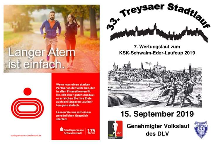 Treysaer Stadtlauf