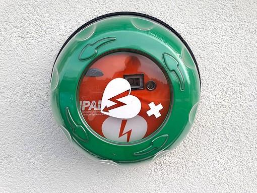 Manz & Partner Defibrillator