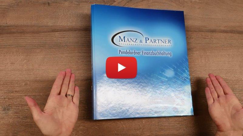 Manz & Partner Pendelordner Finanzbuchhaltung
