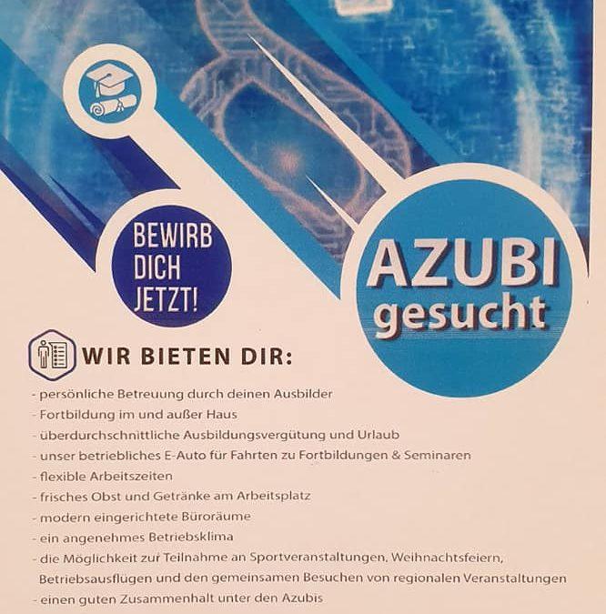 Azubi gesucht!!