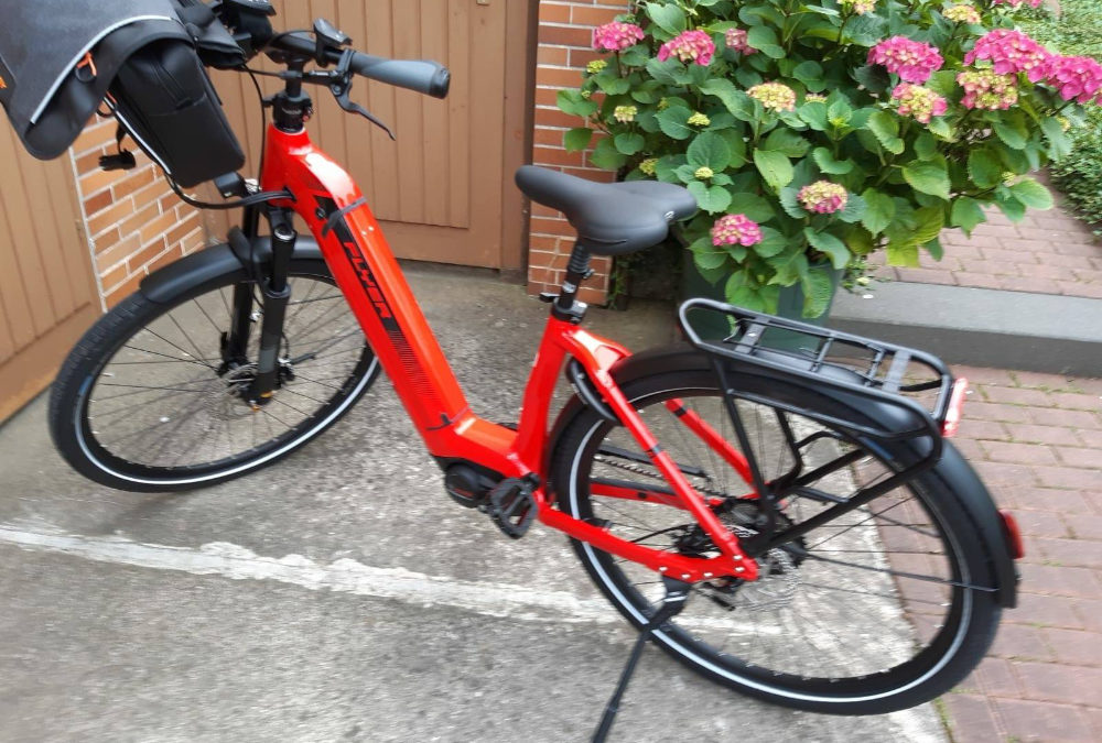 E-Bikes liegen voll im Trend!